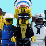 The Village People by David Pickett